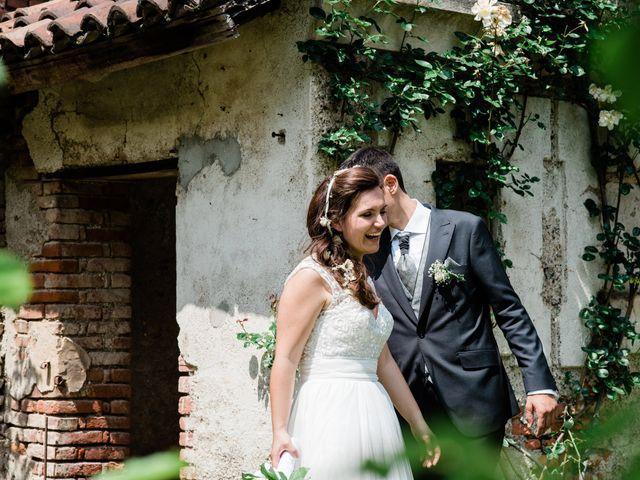 Il matrimonio di Gabriel e Marta a Vittuone, Milano 30