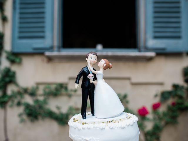 Il matrimonio di Gabriel e Marta a Vittuone, Milano 32