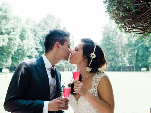 Il matrimonio di Gabriel e Marta a Vittuone, Milano 34