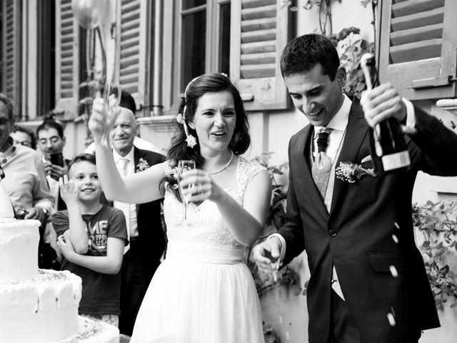 Il matrimonio di Gabriel e Marta a Vittuone, Milano 40