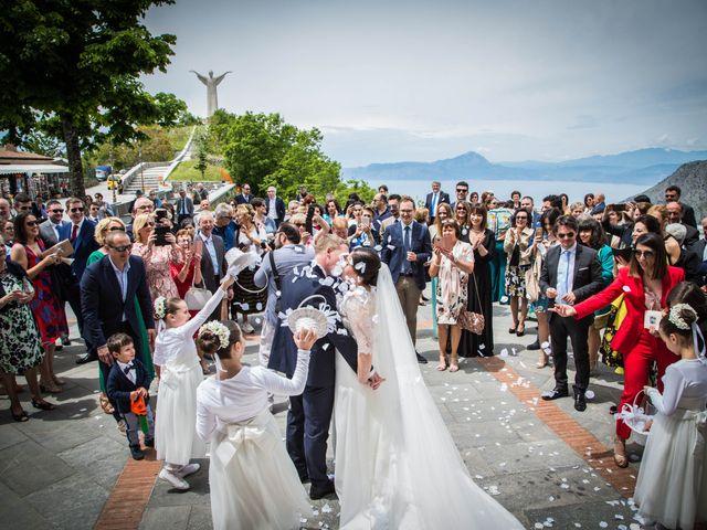 Il matrimonio di Serena e David a Maratea, Potenza 23