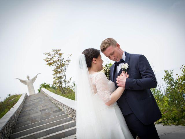 Il matrimonio di Serena e David a Maratea, Potenza 25
