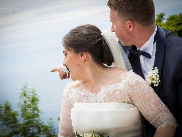 Il matrimonio di Serena e David a Maratea, Potenza 1