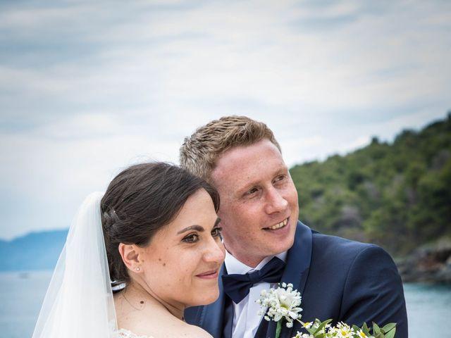 Il matrimonio di Serena e David a Maratea, Potenza 29
