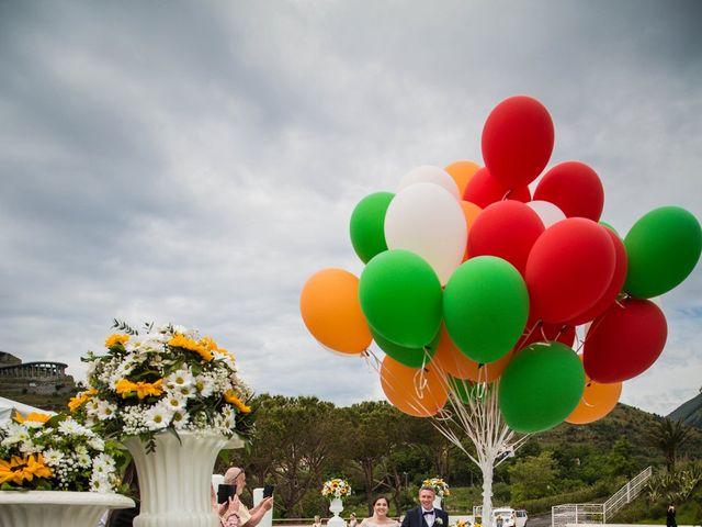 Il matrimonio di Serena e David a Maratea, Potenza 31