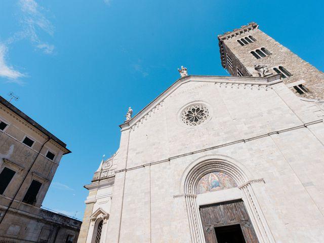 Il matrimonio di Andrea e Laura a Sarzana, La Spezia 11