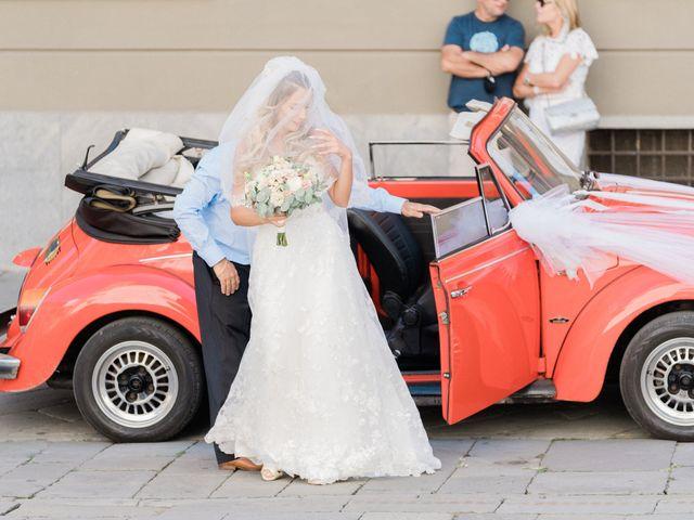 Il matrimonio di Andrea e Laura a Sarzana, La Spezia 13