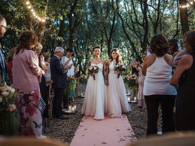 Il matrimonio di Francesca e Mariangela a Botrugno, Lecce 17
