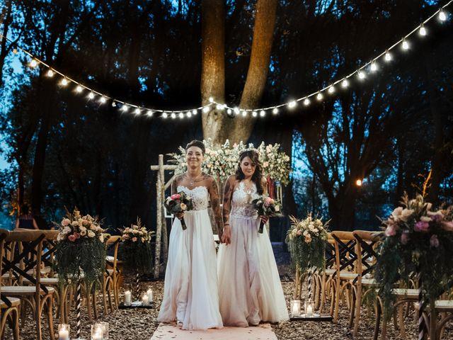 Il matrimonio di Francesca e Mariangela a Botrugno, Lecce 24