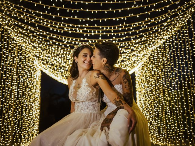 Il matrimonio di Francesca e Mariangela a Botrugno, Lecce 28