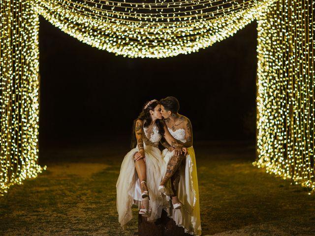 Il matrimonio di Francesca e Mariangela a Botrugno, Lecce 1
