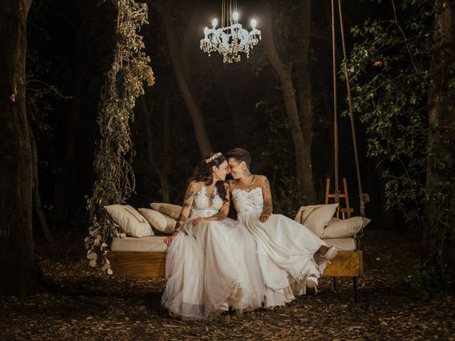 Il matrimonio di Francesca e Mariangela a Botrugno, Lecce 31