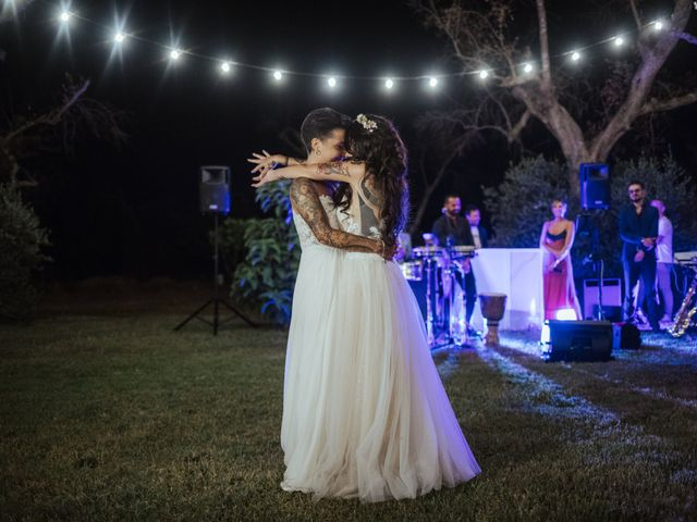Il matrimonio di Francesca e Mariangela a Botrugno, Lecce 32