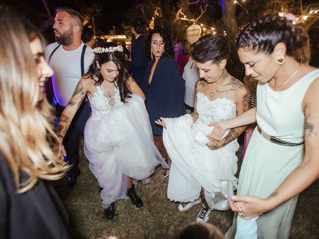 Il matrimonio di Francesca e Mariangela a Botrugno, Lecce 36