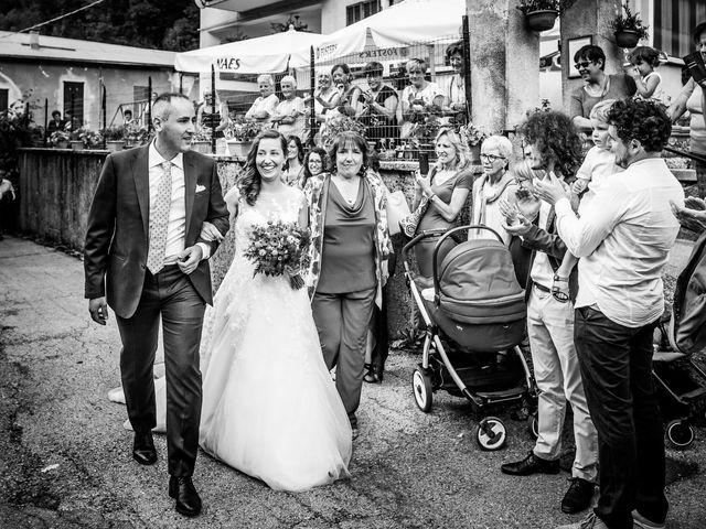 Il matrimonio di Paolo e Debora a Vernante, Cuneo 4