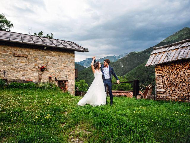 Il matrimonio di Paolo e Debora a Vernante, Cuneo 27