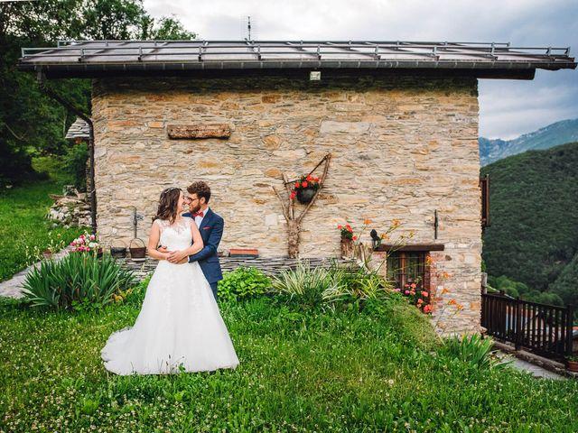 Il matrimonio di Paolo e Debora a Vernante, Cuneo 28