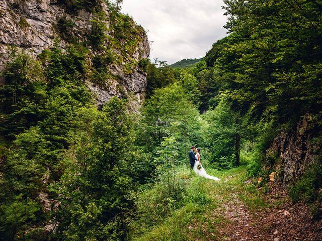 Il matrimonio di Paolo e Debora a Vernante, Cuneo 30