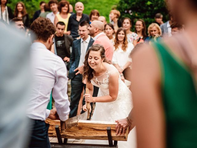 Il matrimonio di Paolo e Debora a Vernante, Cuneo 35