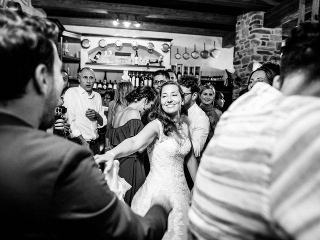 Il matrimonio di Paolo e Debora a Vernante, Cuneo 48