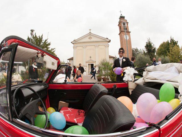 Il matrimonio di Zancanaro Walter e Camata Silvia a Treviso, Treviso 8