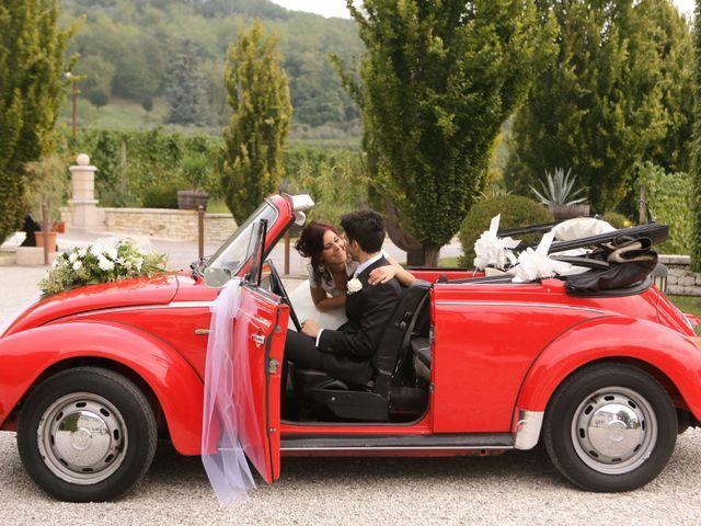 Il matrimonio di Zancanaro Walter e Camata Silvia a Treviso, Treviso 1