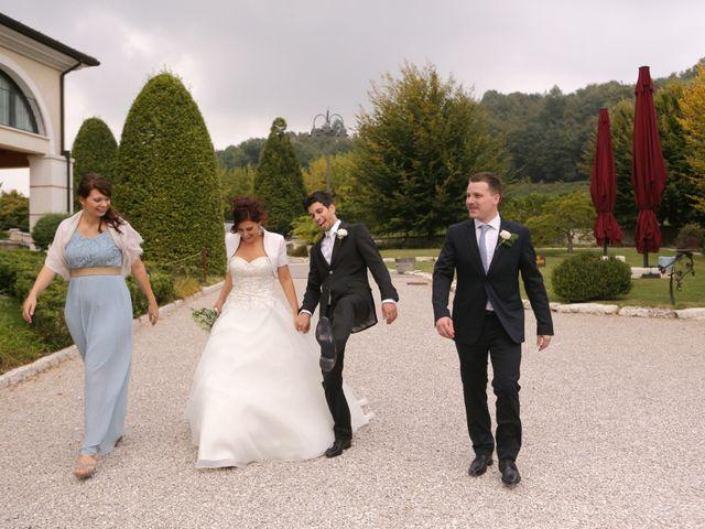 Il matrimonio di Zancanaro Walter e Camata Silvia a Treviso, Treviso 6