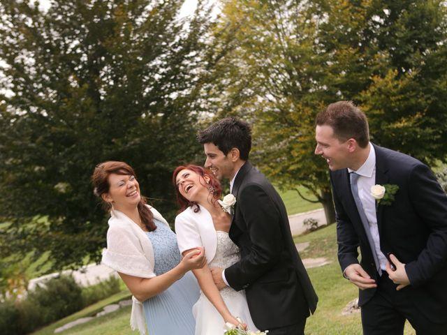 Il matrimonio di Zancanaro Walter e Camata Silvia a Treviso, Treviso 19