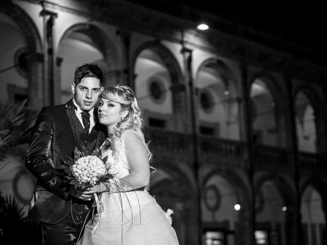 Il matrimonio di Santino e Noemy a Mazara del Vallo, Trapani 17