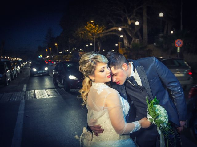 Il matrimonio di Santino e Noemy a Mazara del Vallo, Trapani 24