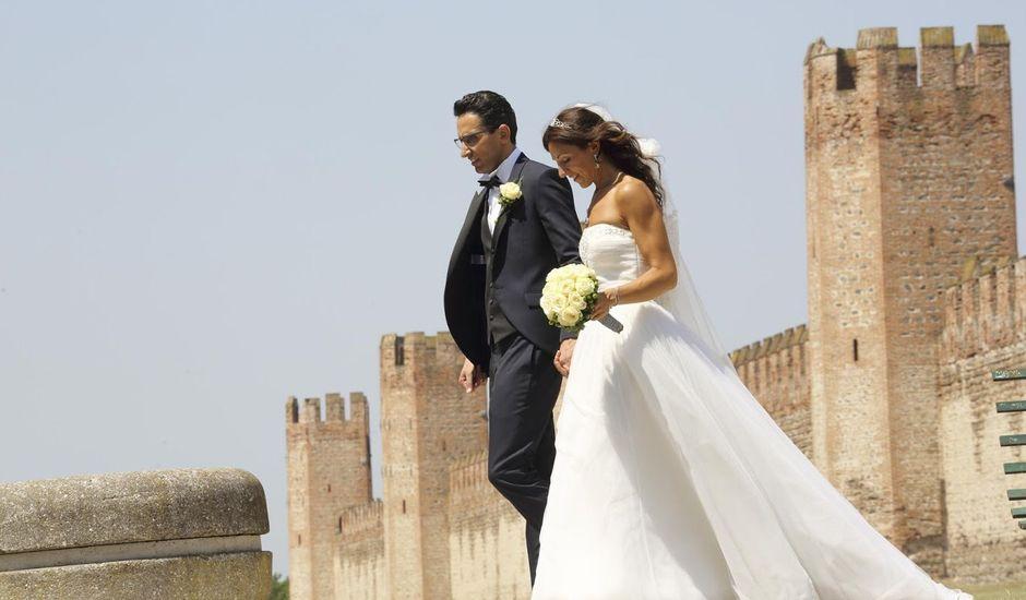 Il matrimonio di Marco e Silvia a Montagnana, Padova