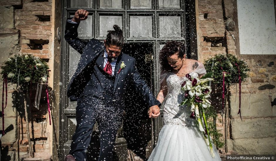Il matrimonio di Matteo e Giada a Modena, Modena