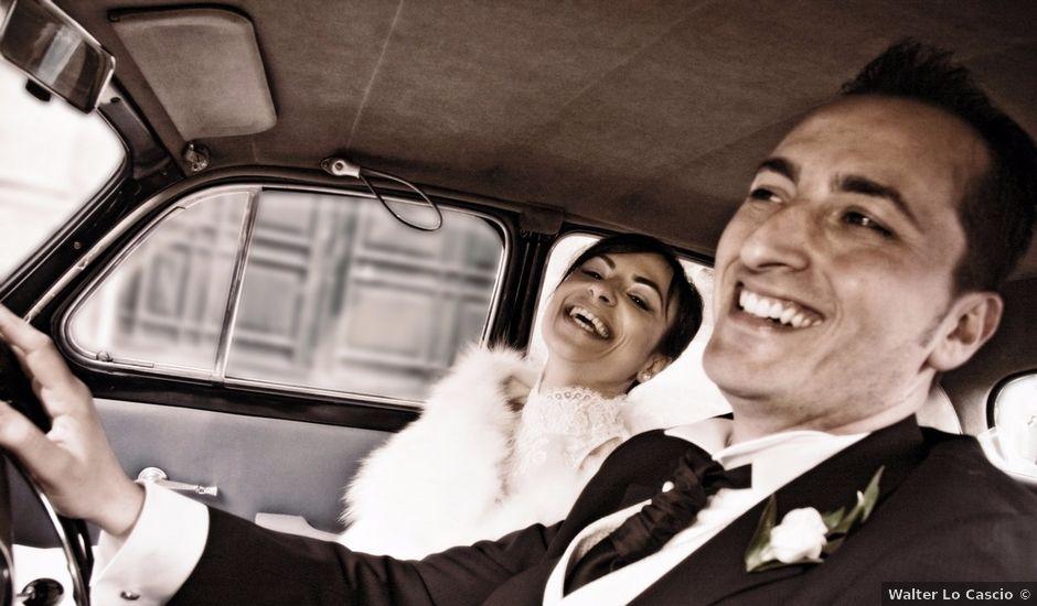 Il matrimonio di Aurelio e Rosalba a Caltanissetta, Caltanissetta