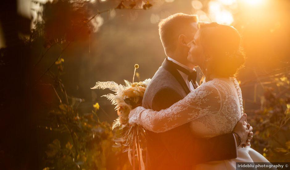 Il matrimonio di Luca e Elisa a Merate, Lecco