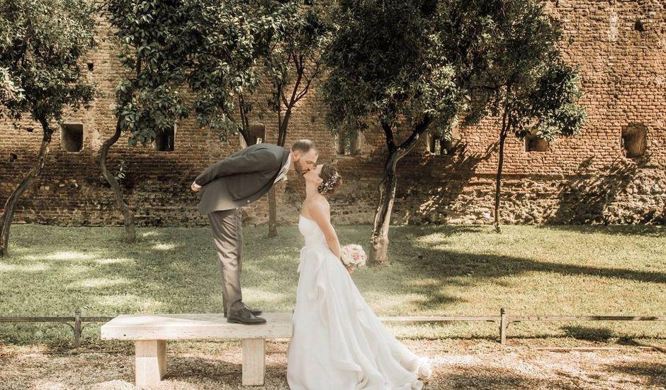 Il matrimonio di Eleonora e Marco a Roma, Roma