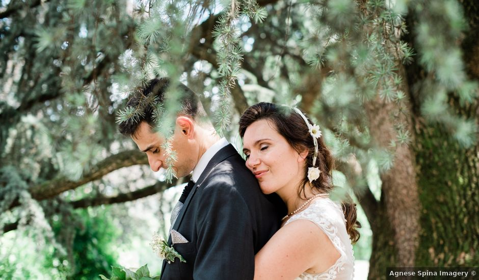 Il matrimonio di Gabriel e Marta a Vittuone, Milano