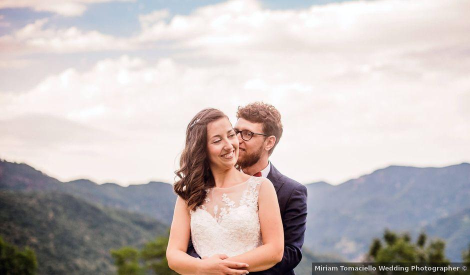 Il matrimonio di Paolo e Debora a Vernante, Cuneo
