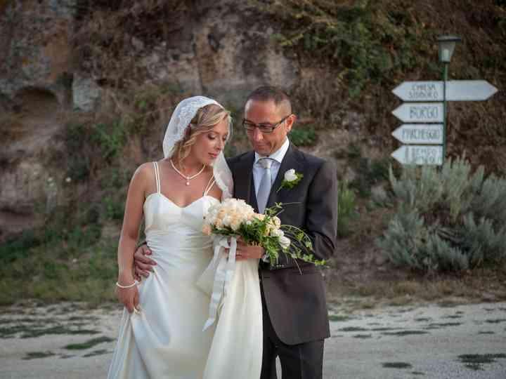 Le nozze di Marina e Massimo