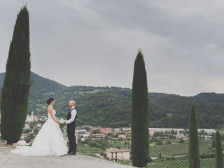Le nozze di Daniela e Cristian