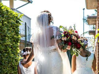 Le nozze di Anna e Melo 1