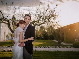 Le nozze di Arianna e Antonio