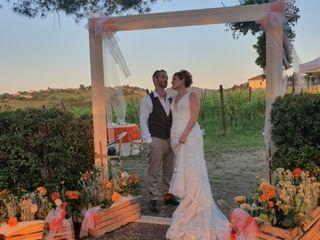 Le nozze di Mara e Diego