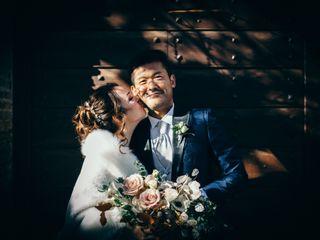 Le nozze di Valentina e Maki