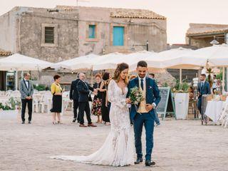 Le nozze di Luana e Giorgio