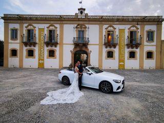 Le nozze di Ilenia e Giorgio
