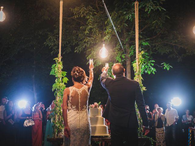 Il matrimonio di Massimiliano e Rosanna a Torgiano, Perugia 5