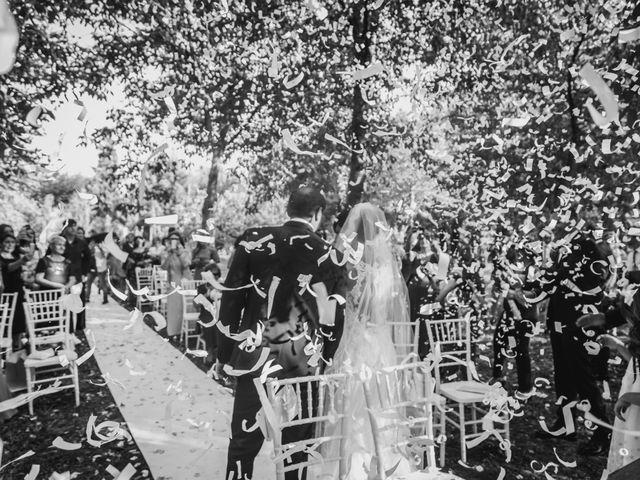 Il matrimonio di Massimiliano e Rosanna a Torgiano, Perugia 23