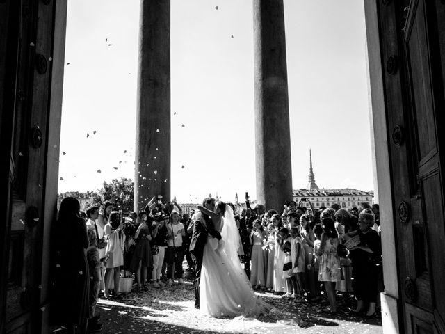 Il matrimonio di Marco e Sonia a Torino, Torino 36