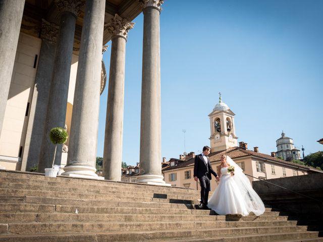 Il matrimonio di Marco e Sonia a Torino, Torino 42