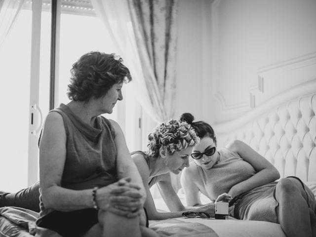 Il matrimonio di Francesco e Jade a Cesenatico, Forlì-Cesena 6